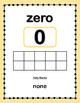 Tiger Number Cards