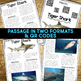 Tiger Shark: Informational Article, QR Code Research & Fact Sort