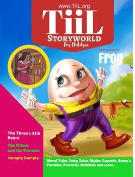 Tiil Storyworld Magazine Issue 2