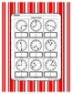 Time ~ Analog to Digital Random Time  ~ One Work Sheet ~ M
