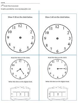 Time Assessment 2