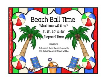 Time: Beach Ball  Elapsed Time