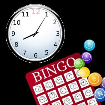 Time Bingo Master