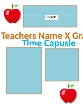 Time Capsule Full