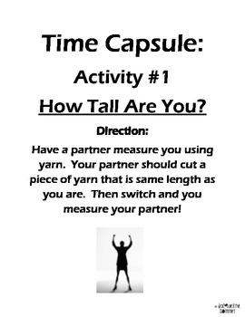 Time Capsules