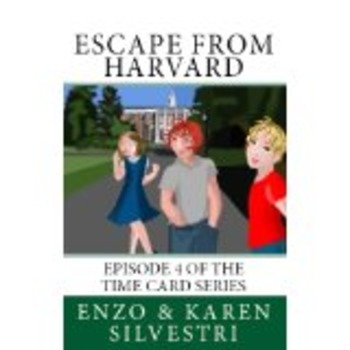 Time Card-Escape From Harvard