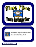 Time Flies - Time to the Quarter Hour