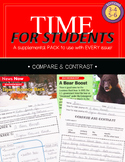 Time For Kids Supplemental Pack - Compare and Contrast