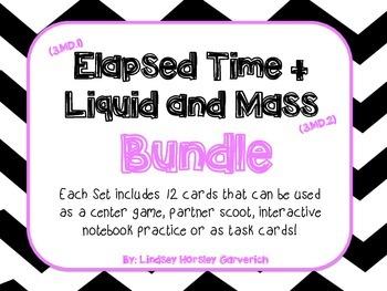 Time + Liquid and Mass Bundle