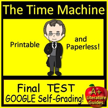 the time machine study guide questions and answers