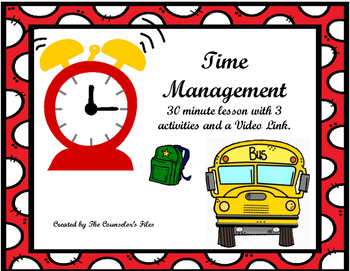 Time Management - 30 minute lesson