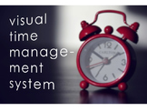 Time Management Visual System