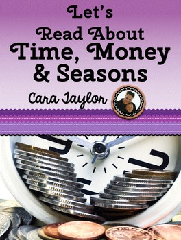 Time, Money and Seasons Emergent Readers