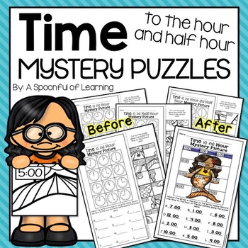 Time Mystery Puzzles