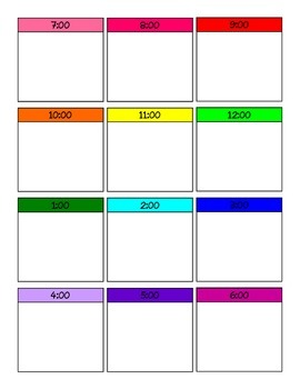 Time Partners Chart - PP