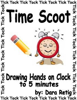 Time Scoot - Drawing Hands