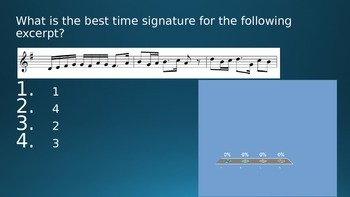 Time Signatures - Turning Point Technology