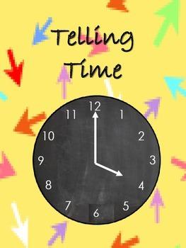 Time Telling Worksheet