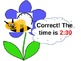 Time To The Five Minutes (InteractivePowerPoint Slideshow)
