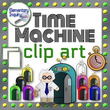 Time Travel Clip Art