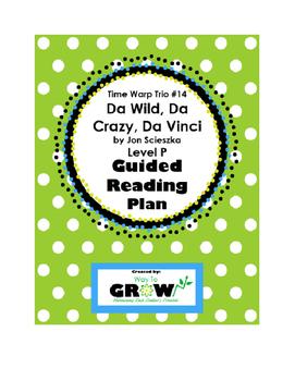 Time Warp Trio #14: Da Wild, Da Crazy, Da Vinci - Guided R