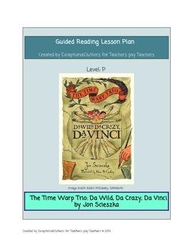Time Warp Trio- Da Wild, Da Crazy, Da Vinci- Guided Readin