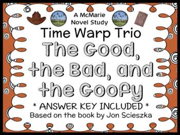 Time Warp Trio: The Good, The Bad, and The Goofy (John Sci