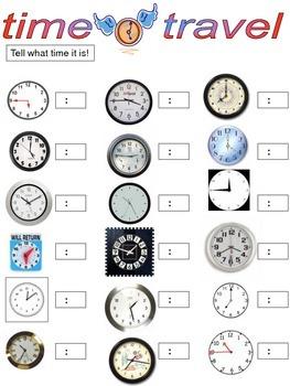Time folder center