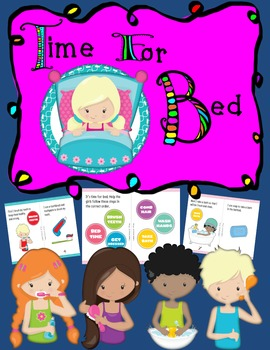 Time for Bed: Multicutural Book FREEBIE
