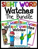 Sight Word Watches- The Bundle