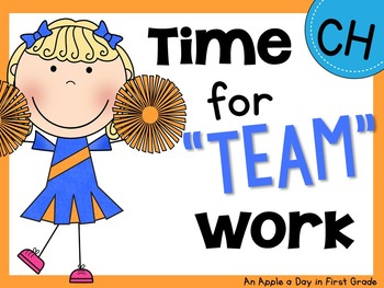 Time for Teamwork Digraph CH