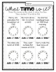 Time for Time Printables
