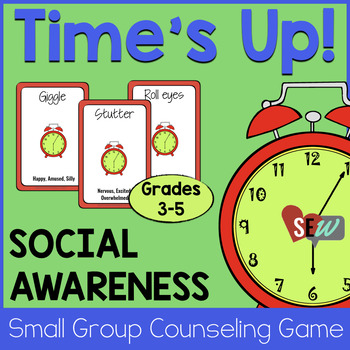 Time's Up! Small Group Counseling Game for Social Communication