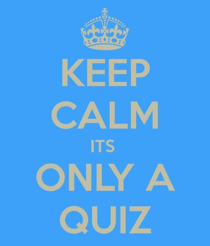 Time to Teach- Students quiz Students