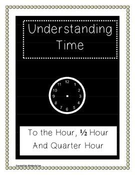 Time to the Hour, 1/2 Hour and Quarter Hour