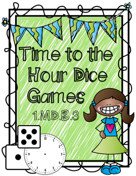 Time to the Hour Dice Games