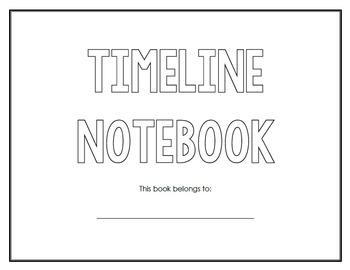 Timeline Notebook