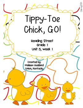 Tippy-Toe Chick, Go! Reading Street : Grade 1