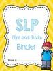 Tips and Tricks Binder
