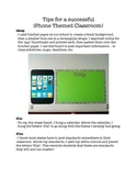 Tips for a successful iPhone Themed Classroom!