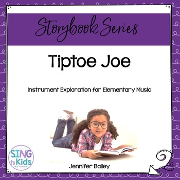 Tiptoe Joe: An Instrument Exploration Activity for Element