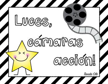 Tira Cómica (Spanish Template)
