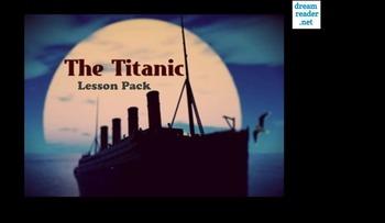 Titanic English Reading Pack For Teachers