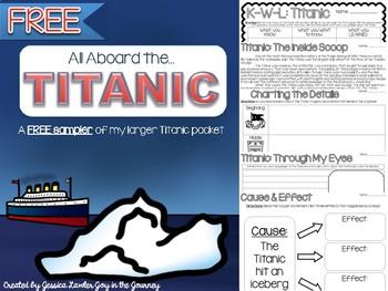 Titanic FREE SAMPLER