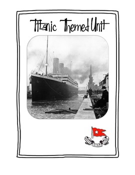 Titanic Themed Resources