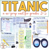 Titanic MEGA Activity Packet