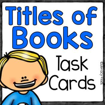 Titles of Books (Writing Titles of Books Correctly)