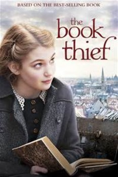 Constructed Response for THE BOOK THIEF