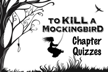 To Kill a Mockingbird Chapter Quizzes with Answers