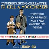 To Kill a Mockingbird Digital Character Analysis